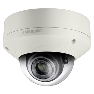 SNV-7084RN 耐衝撃ドーム型IRLED 3Mネットワークカメラ