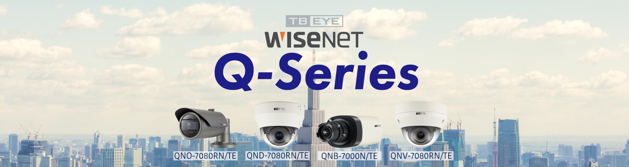 耐水・防塵・耐衝撃5.0ネットワークカメラ 全方位360°監視可能 SNF-8010VMN